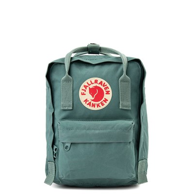 Main view of Fjallraven Kanken Mini Backpack - Teal