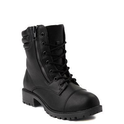 Alternate view of MIA Maeva Combat Boot - Little Kid / Big Kid