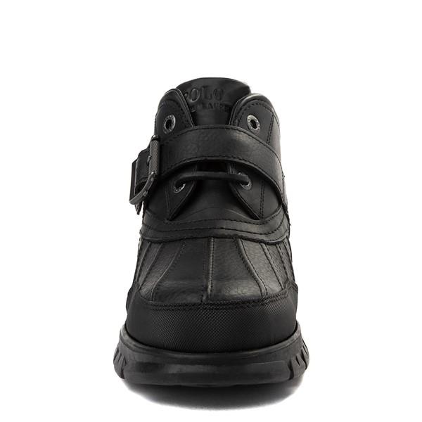 alternate view Mens Dover Boot by Polo Ralph Lauren - BlackALT4