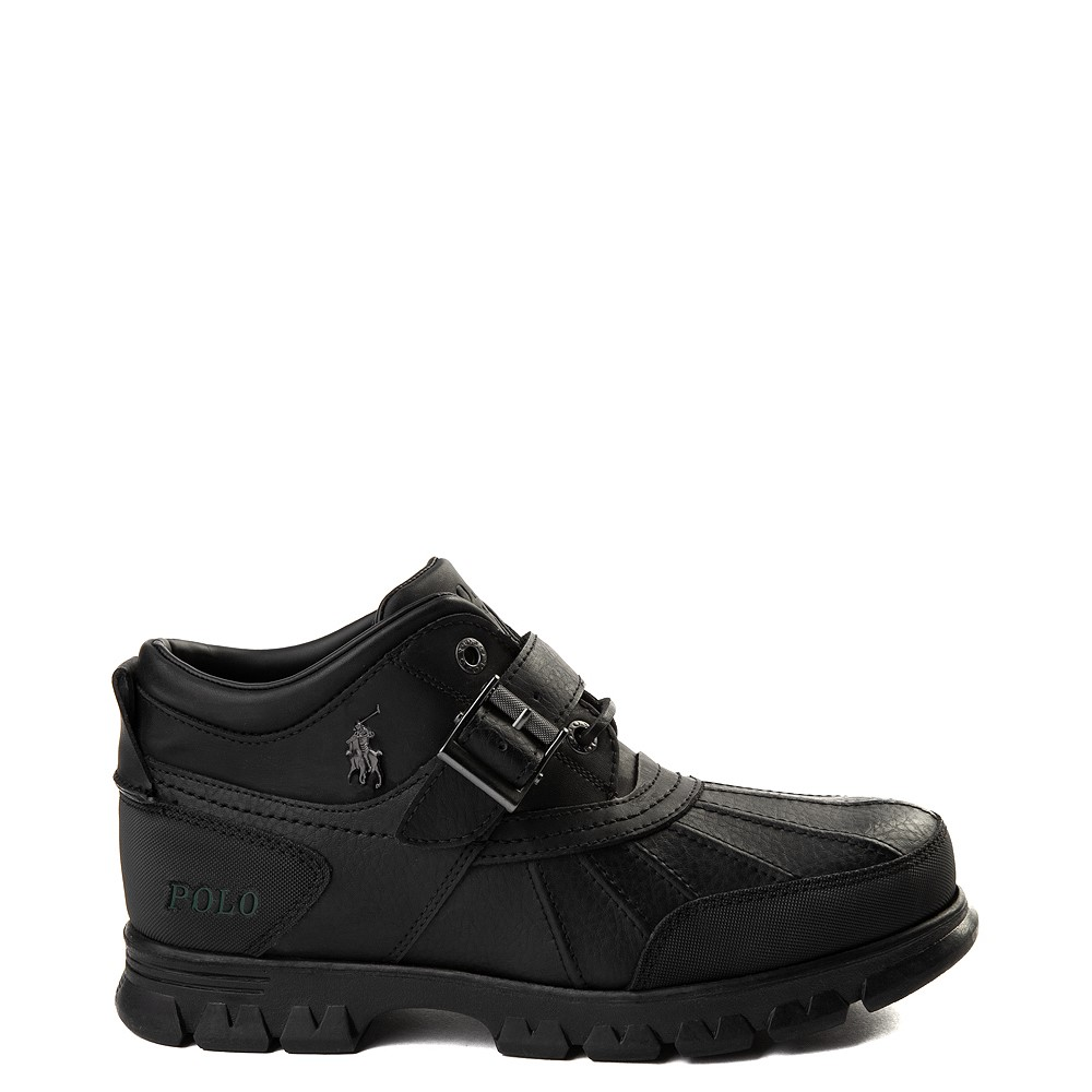 Mens Dover Boot by Polo Ralph Lauren - Black