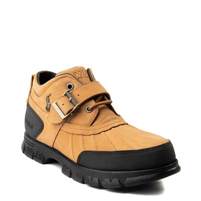 Alternate view of Mens Dover Boot by Polo Ralph Lauren - Wheat