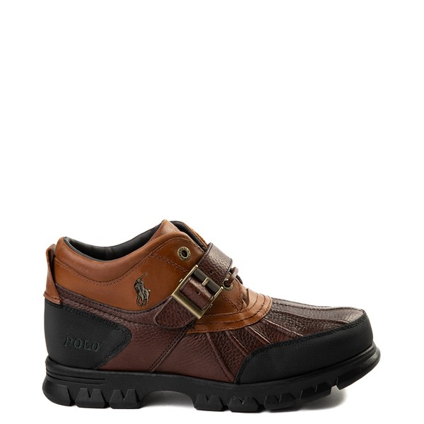 Main view of Mens Dover Boot by Polo Ralph Lauren - Brown