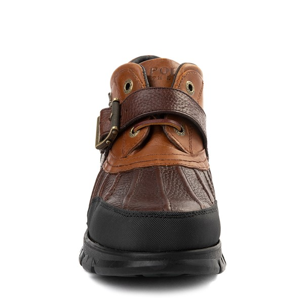 alternate view Mens Dover Boot by Polo Ralph Lauren - BrownALT4