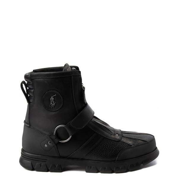 Mens Conquest Hi Boot by Polo Ralph Lauren - Black