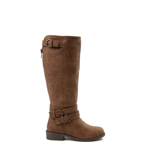 Madden Girl Karmin Riding Boot - Little Kid / Big Kid - Brown