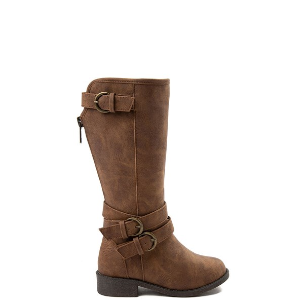 Madden Girl Karmin Riding Boot - Toddler / Little Kid - Brown