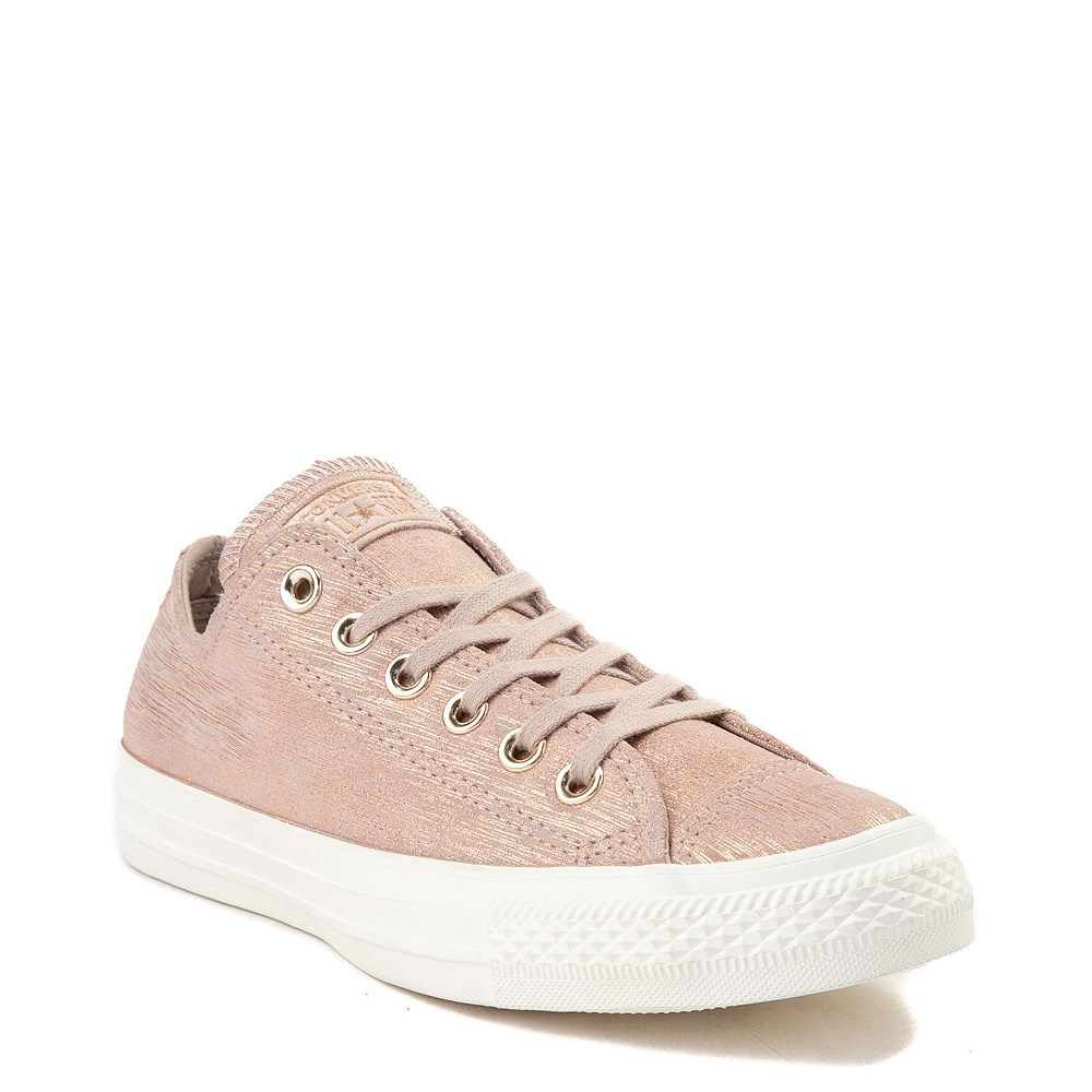 64aac2d74bfd8 Womens Converse Chuck Taylor All Star Lo Brushed Suede Sneaker