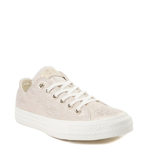 Alternate view of Womens Converse Chuck Taylor All Star Lo Brushed Suede Sneaker