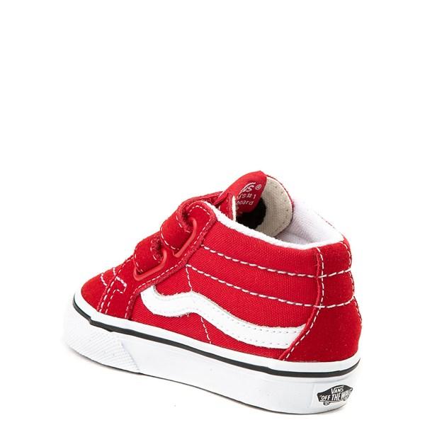 alternate view Vans Sk8 Mid Reissue V Skate Shoe - Baby / ToddlerALT2