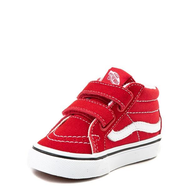 alternate view Vans Sk8 Mid Reissue V Skate Shoe - Baby / ToddlerALT3