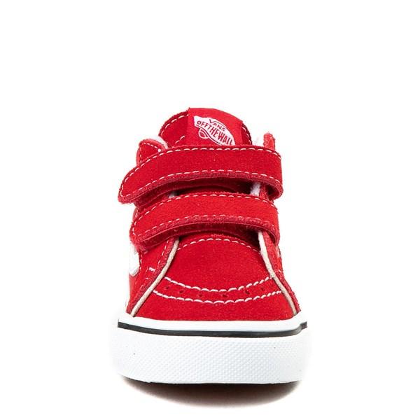 alternate view Vans Sk8 Mid Reissue V Skate Shoe - Baby / ToddlerALT4