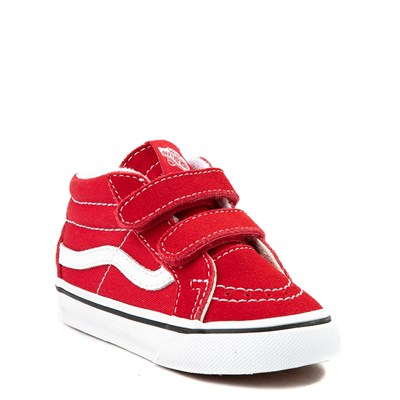 Alternate view of Vans Sk8 Mid Reissue V Skate Shoe - Baby / Toddler