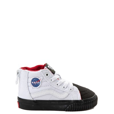 Main view of Vans Sk8 Hi Zip MTE Space Voyager Skate Shoe - Baby / Toddler