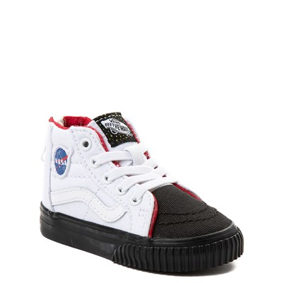 Alternate view of Vans Sk8 Hi Zip MTE Space Voyager Skate Shoe - Baby / Toddler