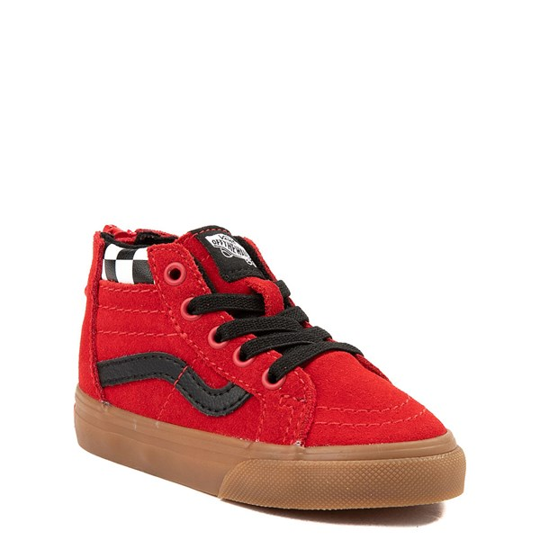 Alternate view of Vans Sk8 Hi MTE Skate Shoe - Baby / Toddler