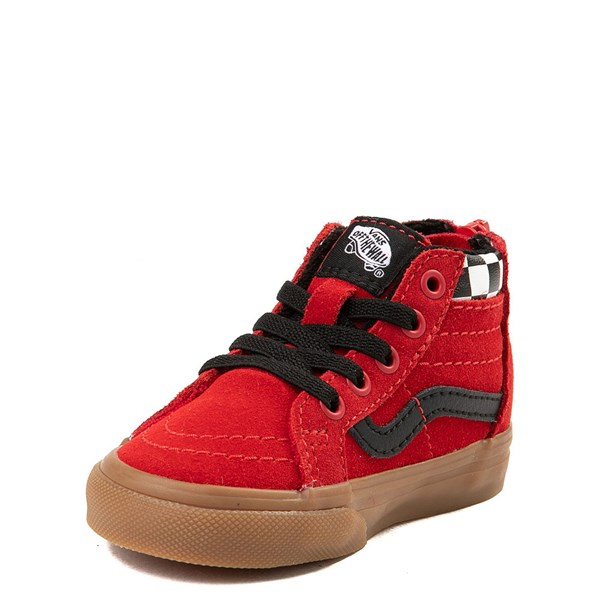 alternate view Vans Sk8 Hi MTE Skate Shoe - Baby / ToddlerALT3