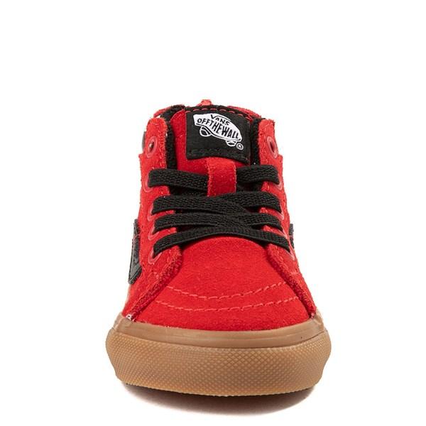 alternate view Vans Sk8 Hi MTE Skate Shoe - Baby / ToddlerALT4