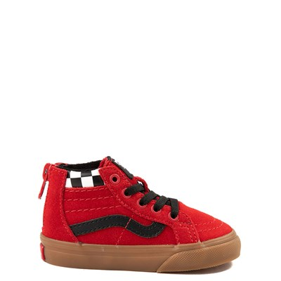 Main view of Toddler Vans Sk8 Hi MTE Skate Shoe