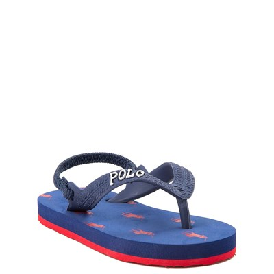 Alternate view of Toddler Camino Sandal by Polo Ralph Lauren