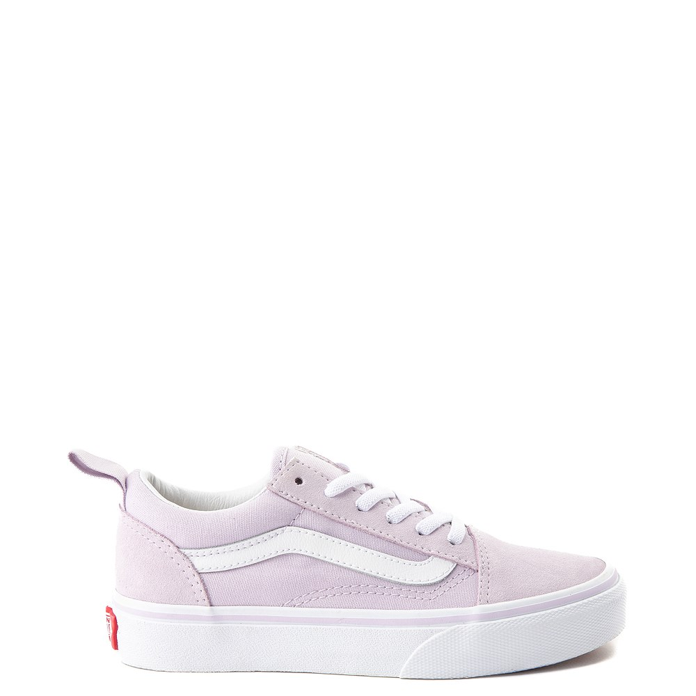 Youth/Tween Lavender Vans Old Skool Skate Shoe