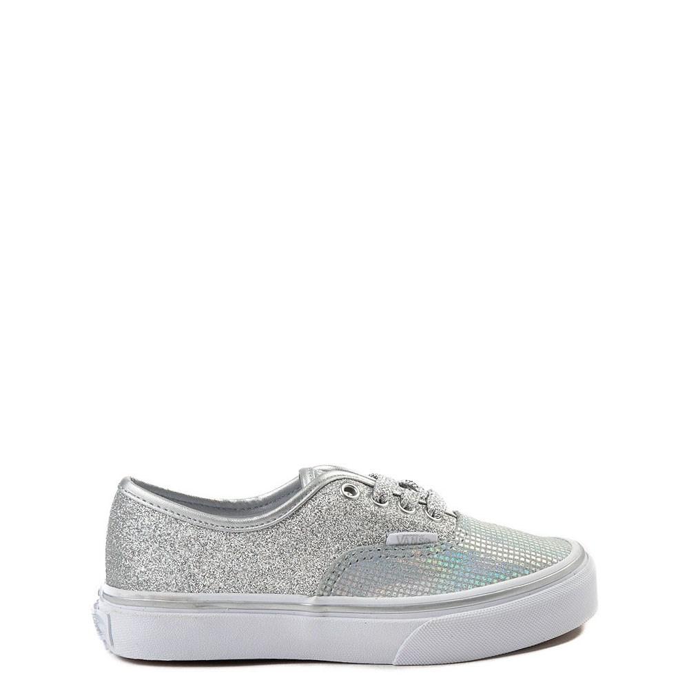 Youth/Tween Vans Authentic Glitter Skate Shoe