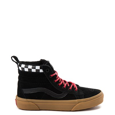 Main view of Youth/Tween Vans Sk8 Hi MTE Skate Shoe