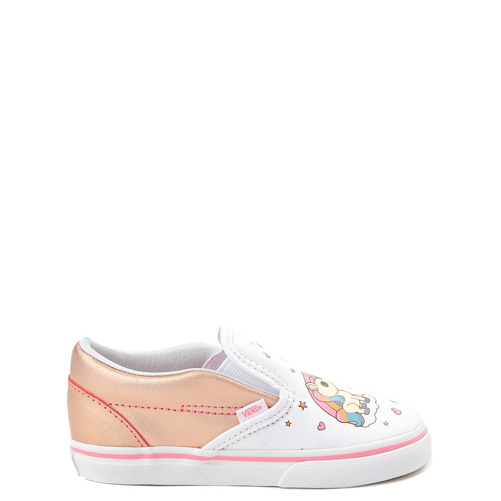 Vans Slip On Unicorn Rainbow Skate Shoe - Baby   Toddler. Previous.  alternate image ALT6. alternate image default view d97ca5ef3