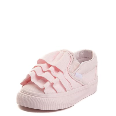 Alternate view of Toddler Vans Slip On Ruffle Skate Shoe