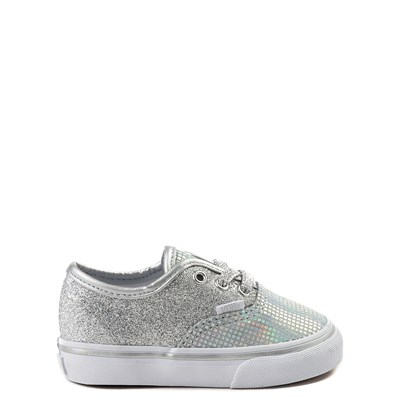 Toddler Vans Authentic Glitter Skate Shoe