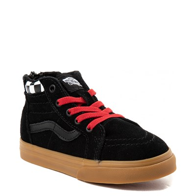Alternate view of Vans Sk8 Hi Zip MTE Skate Shoe - Baby / Toddler