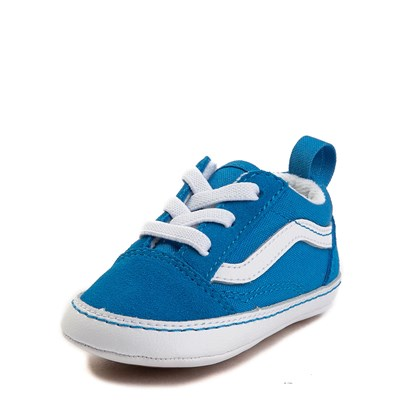 Alternate view of Vans Old Skool Skate Shoe - Baby