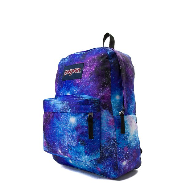 alternate view JanSport Superbreak Deep Space BackpackALT2