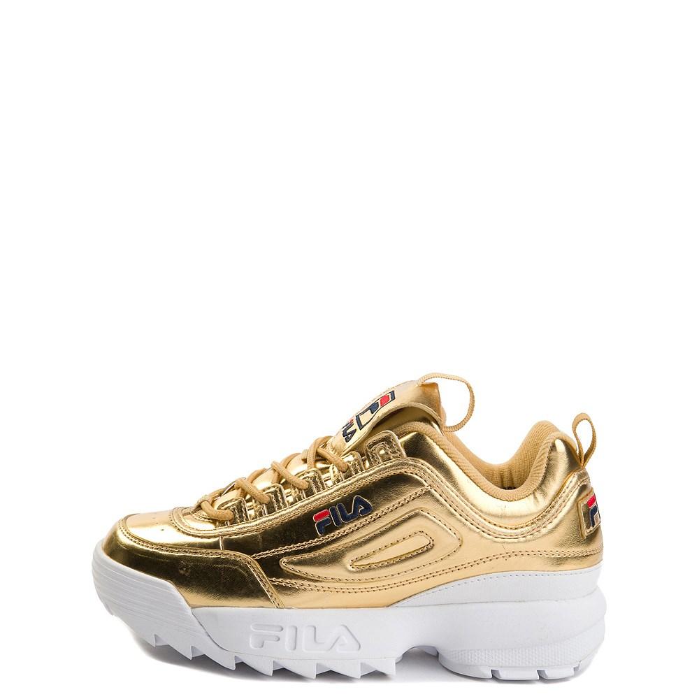 Tween Fila Disruptor II Premium Athletic Shoe