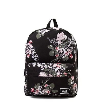 Main view of Vans Realm Floral Backpack