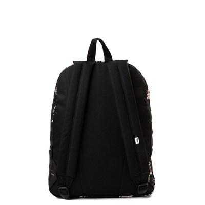 Alternate view of Vans Realm Floral Backpack