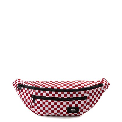 Main view of Vans Ward Checkered Travel Pack