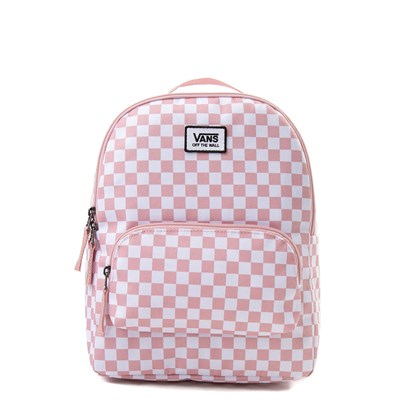 Main view of Vans Checkered Mini Backpack
