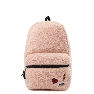 Main view of Vans Calico Sherpa Mini Backpack