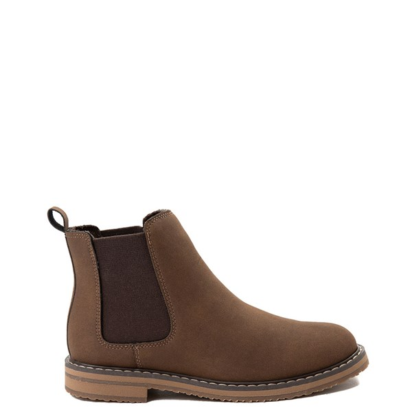 Main view of Crevo Blake Chelsea Boot - Little Kid / Big Kid - Brown