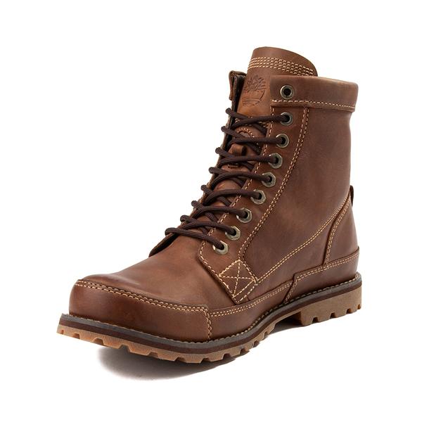 "alternate view Mens Timberland Earthkeepers® 6"" Boot - BrownALT2"