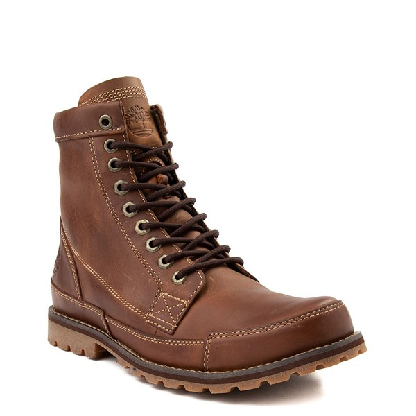 alternate view Mens Timberland Earthkeepers® 6 Boot - BrownALT1