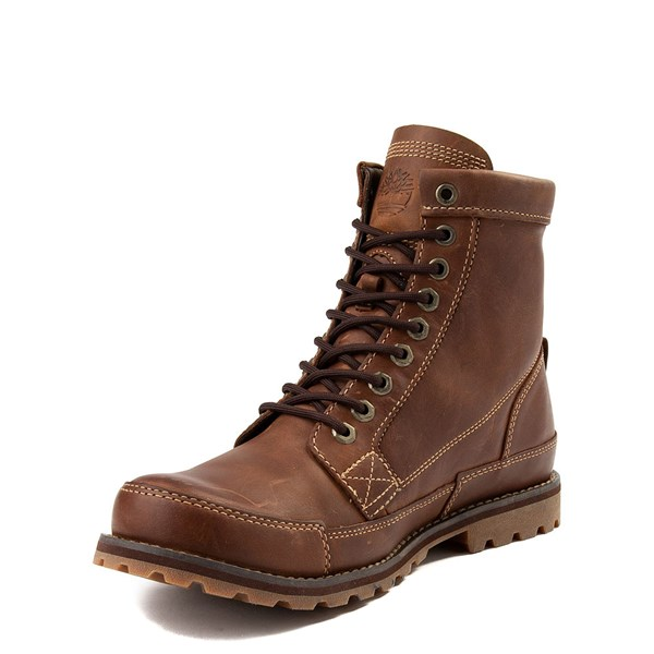 alternate view Mens Timberland Earthkeepers® 6 Boot - BrownALT3