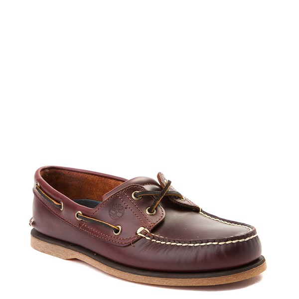 Alternate view of Mens Timberland Classic Boat Shoe - Brown