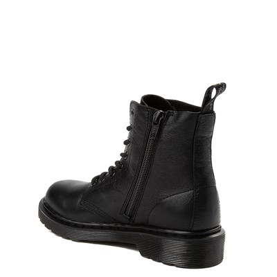 Alternate view of Dr. Martens 1460 Pascal 8-Eye Boot - Little Kid / Big Kid - Black