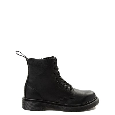 Main view of Dr. Martens 1460 Pascal 8-Eye Boot - Girls Little Kid / Big Kid - Black