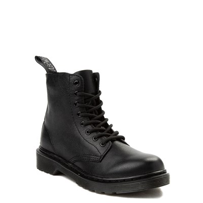 Alternate view of Dr. Martens 1460 Pascal 8-Eye Boot - Girls Little Kid / Big Kid - Black