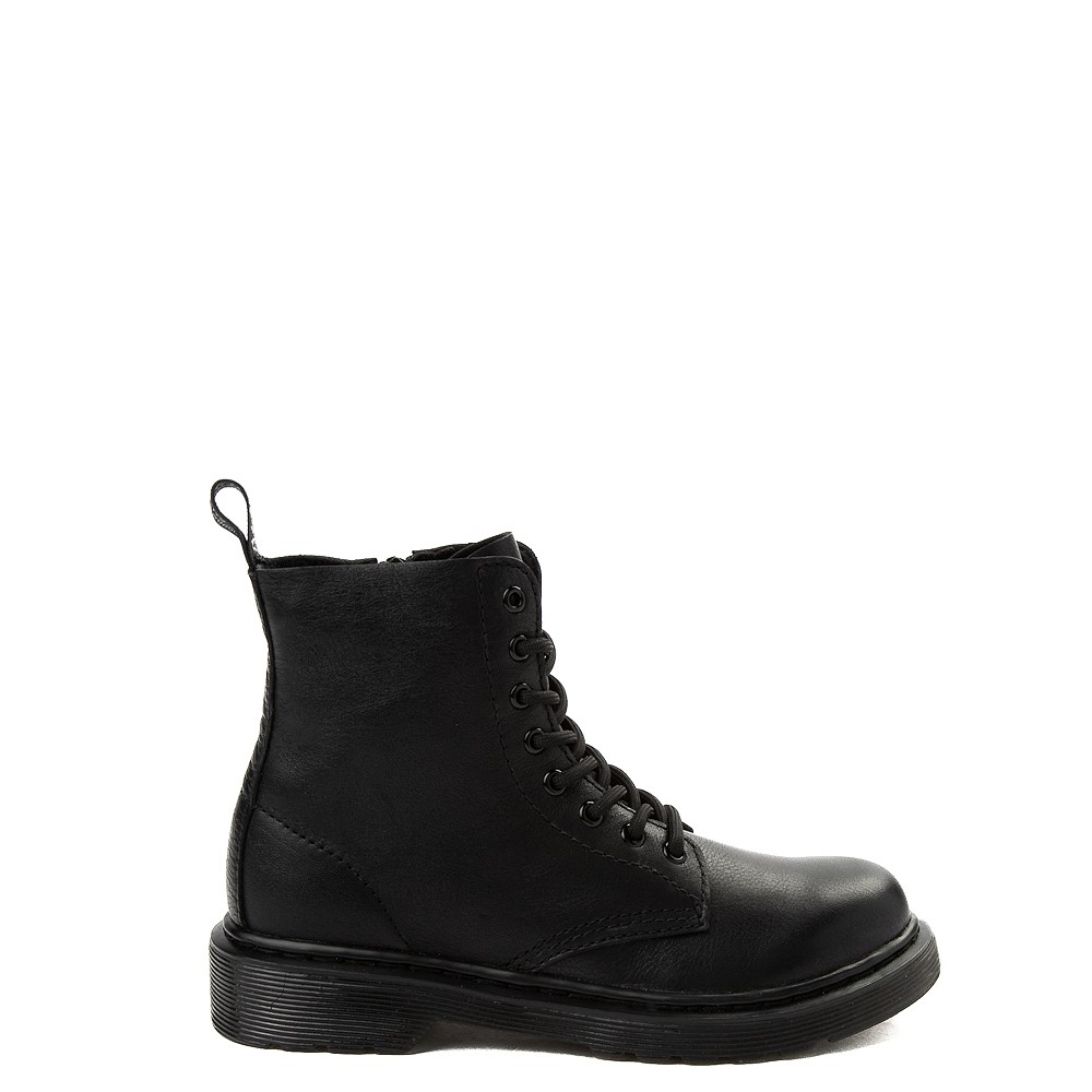 Dr. Martens 1460 Pascal 8-Eye Boot - Little Kid / Big Kid - Black