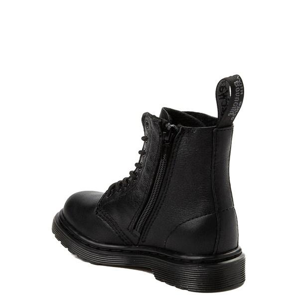 alternate view Dr. Martens 1460 Pascal 8-Eye Boot - Toddler - BlackALT2
