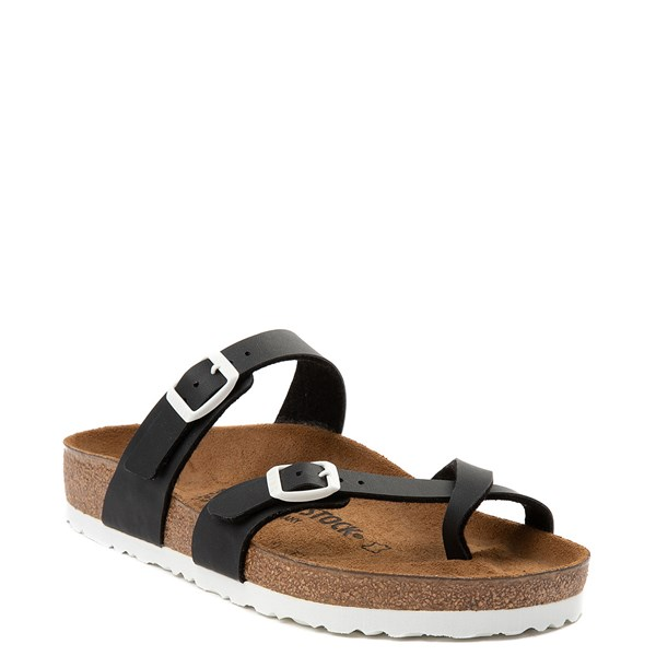 Alternate view of Womens Birkenstock Mayari Sandal - Black