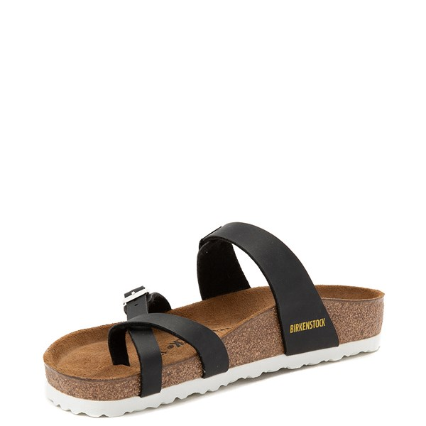 alternate view Womens Birkenstock Mayari Sandal - BlackALT3